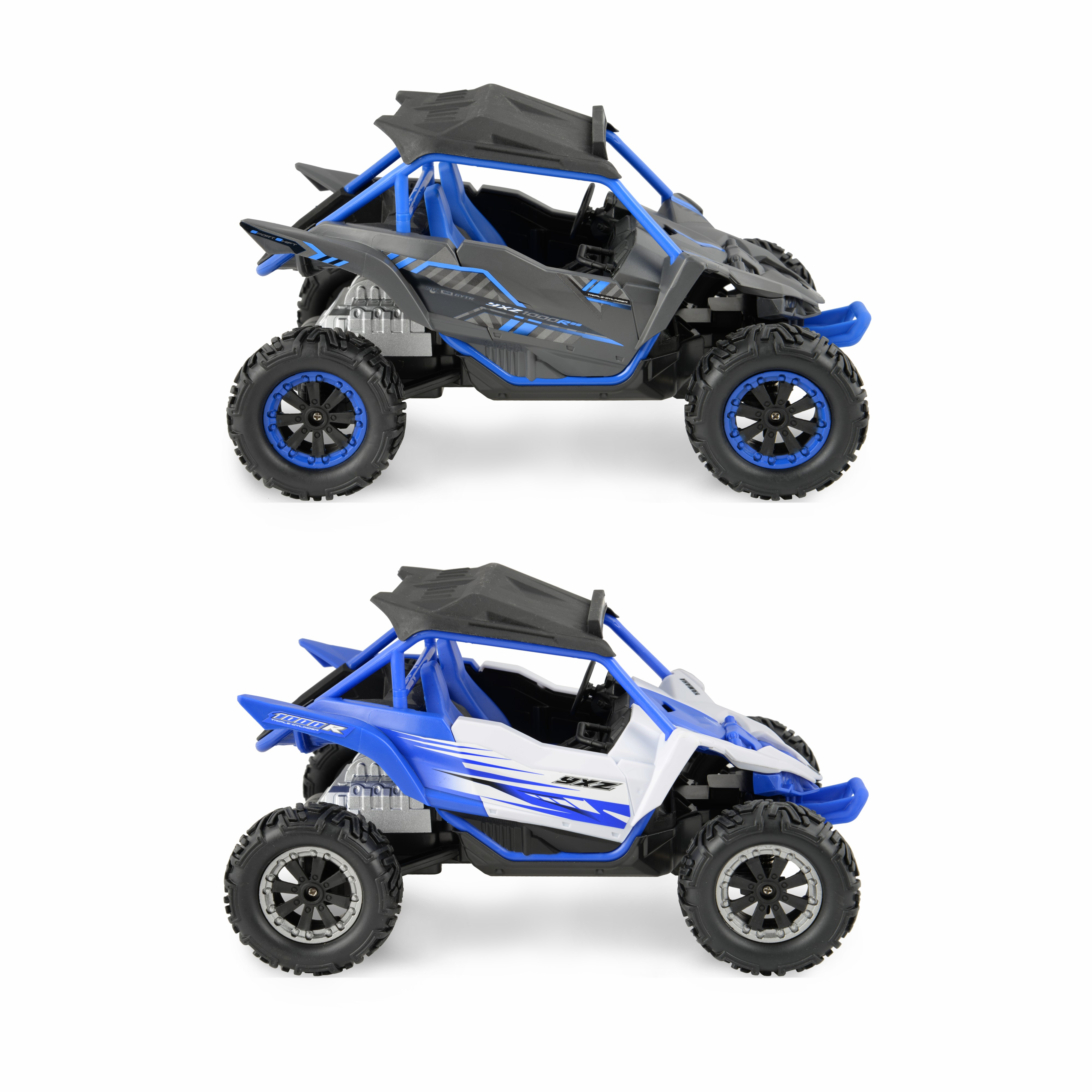 1 18 scale two pack yamaha yxz rc hyper toy company. Black Bedroom Furniture Sets. Home Design Ideas