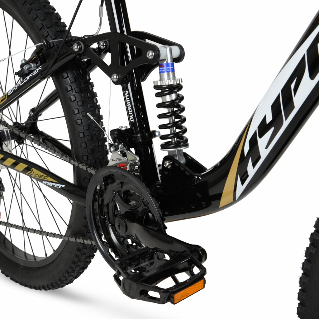 27 5 Men S Hyper Explorer Mountain Bike Hyper Toy Company